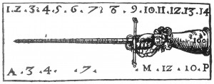 Sword from Carranza Text