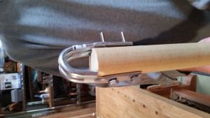 Two Rope Hooks makes a good loop.